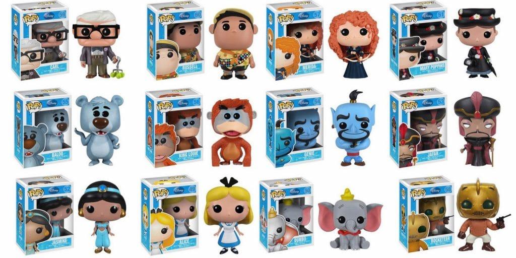 figurines funko pop Disney